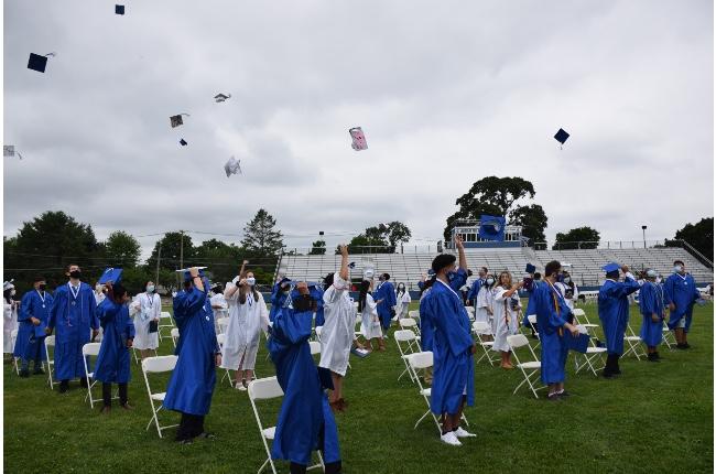 Distrito Escolar de Riverhead le dice adiós a su Clase 2020