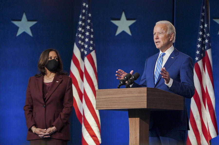 El Demócrata Joe Biden derrota al presidente Donald Trump en históricas elecciones; Biden será el 46º presidente de EEUU