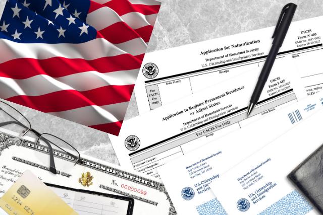Obtener la ciudadanía será más difícil tras una serie de revisiones del gobierno de Donald Trump