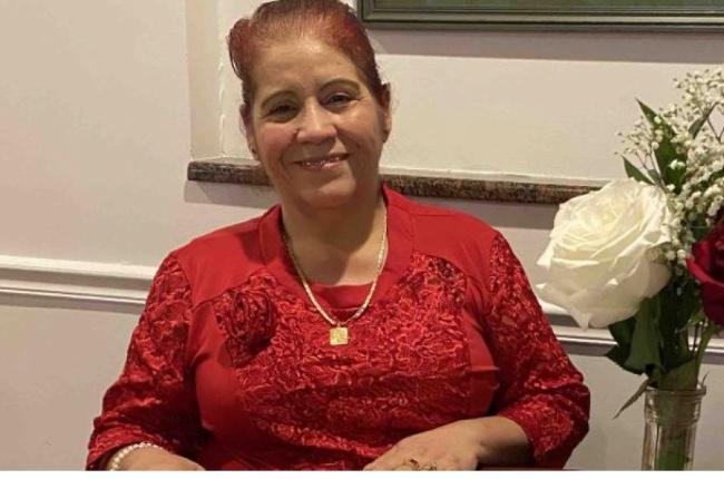 Comunidad tepesiana de Long Island clama por ayuda para la familia de una de sus líderes que perdió la batalla contra el COVID; Su esposo es un paciente de cáncer de estómago